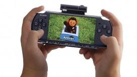 Виртуальный питомец добрался до PSP