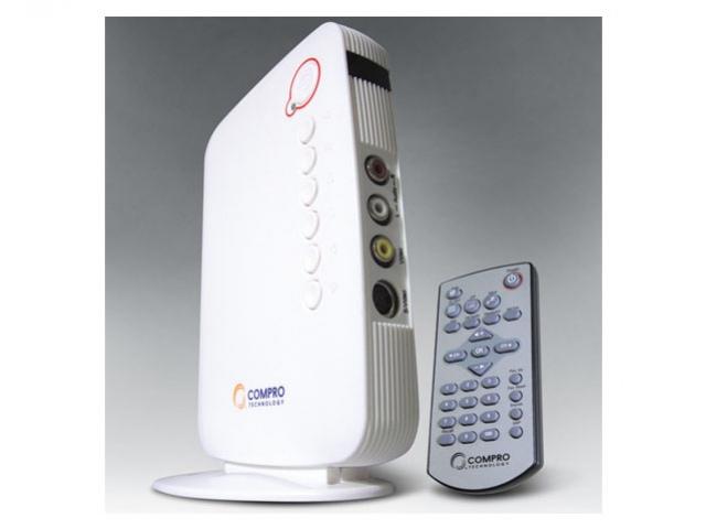 Новый ТВ-тюнер от Compro