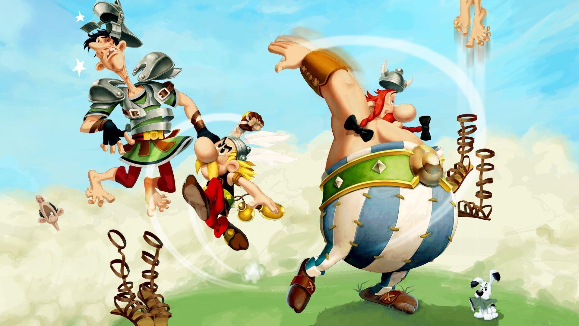 Опубликован трейлер «римастера» Asterix & Obelix XXL