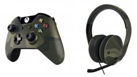 «Военный» геймпад для Xbox One поступит в продажу в октябре