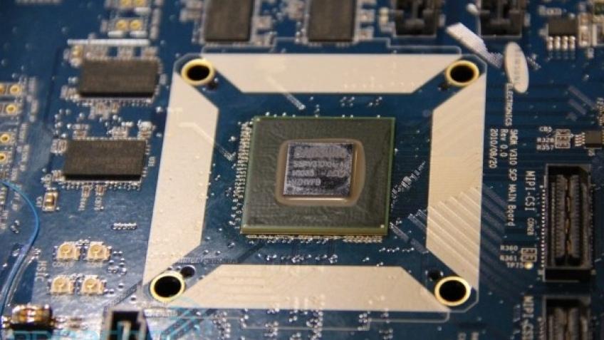 Samsung представила телефонный процессор Orion