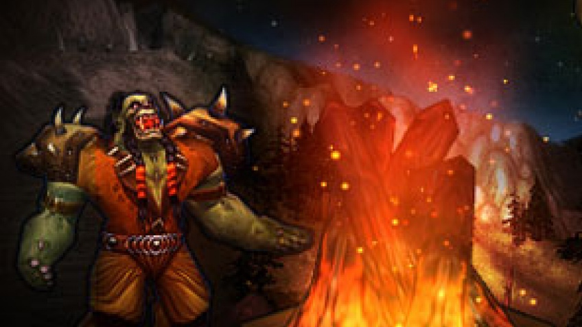 World of Warcraft. Азерот снова в огне