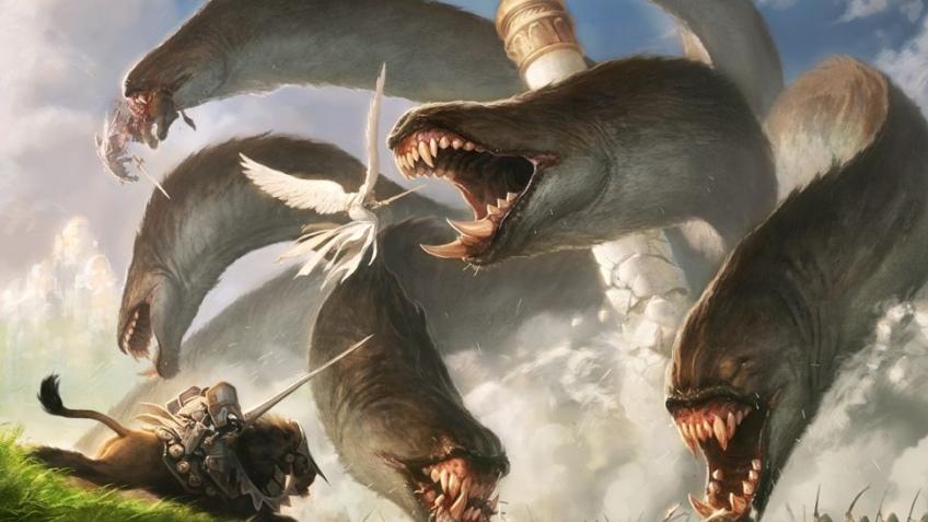 Очередное пришествие Magic: The Gathering