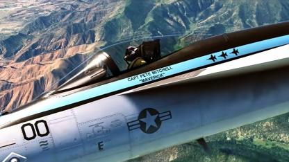 Дополнение Top Gun Maverick для Microsoft Flight Simulator перенесли из-за фильма