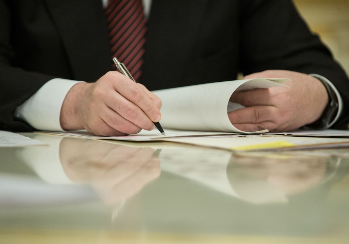 Владимир Путин подписал «закон о суверенном Рунете»