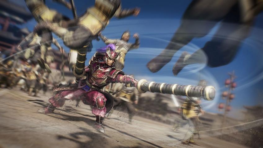 Трейлер Dynasty Warriors9 посвящён одеванию героя