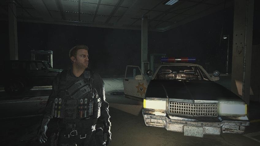 Моддеры нашли в файлах ремейка Resident Evil2 модель Криса Редфилда