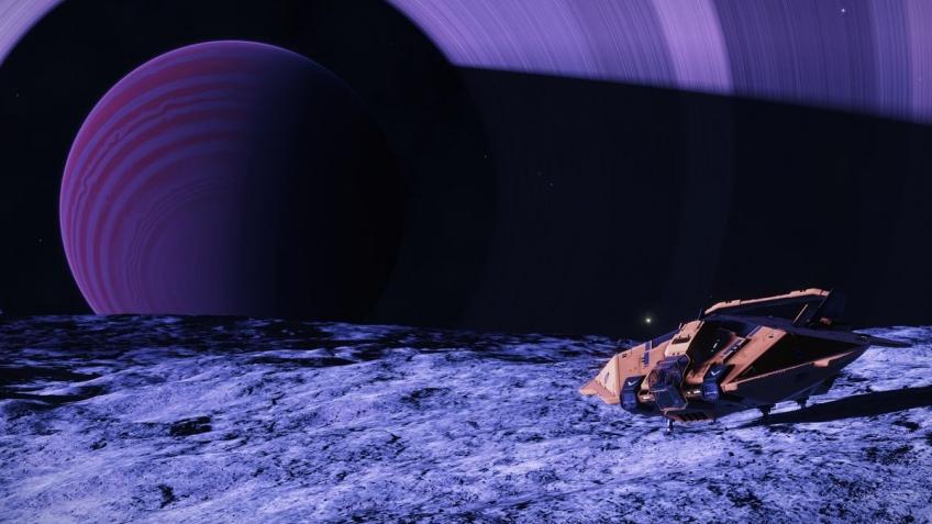 Игроки Elite Dangerous исследовали лишь крошечную часть вселенной