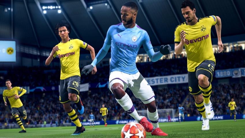 FIFA 20 лидирует в чарте EMEAA-региона уже три недели подряд
