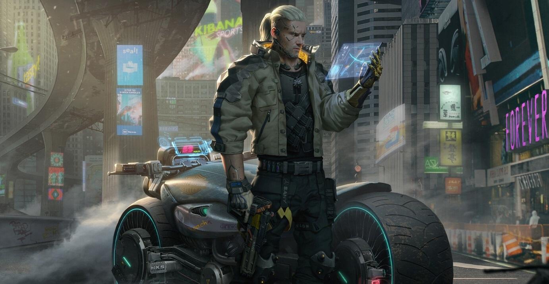 Игроки Cyberpunk 2077 при подключении к GOG получат одежду в стиле «Ведьмака»