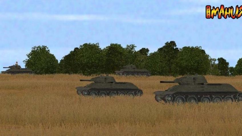 Демоверсия Combat Mission2