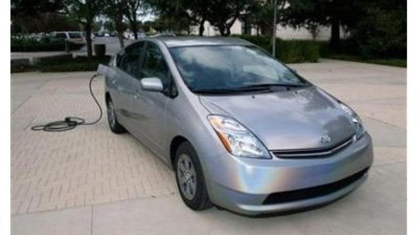 Prius на батарейках