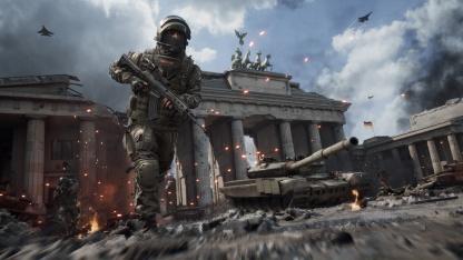 Создатели World War3 показали полуразрушенный Берлин
