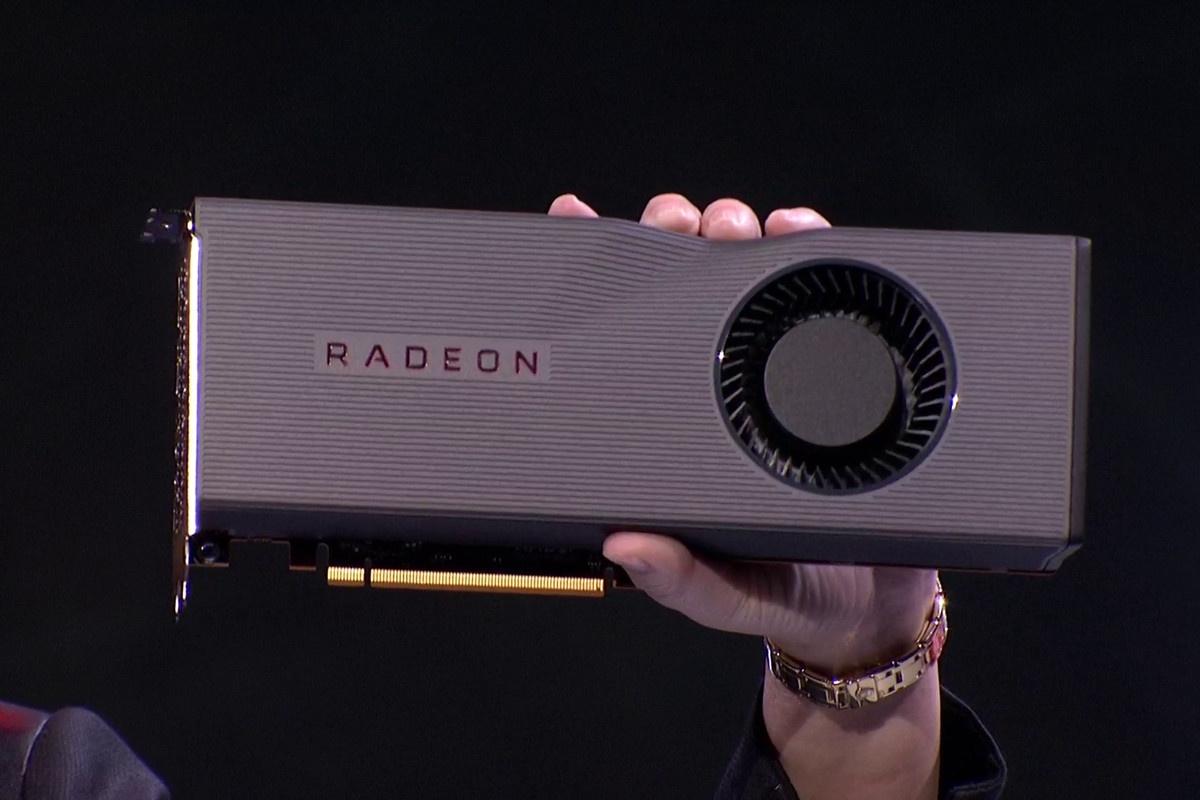 Стало известно, когда ждать видеокарты AMD с трассировкой лучей
