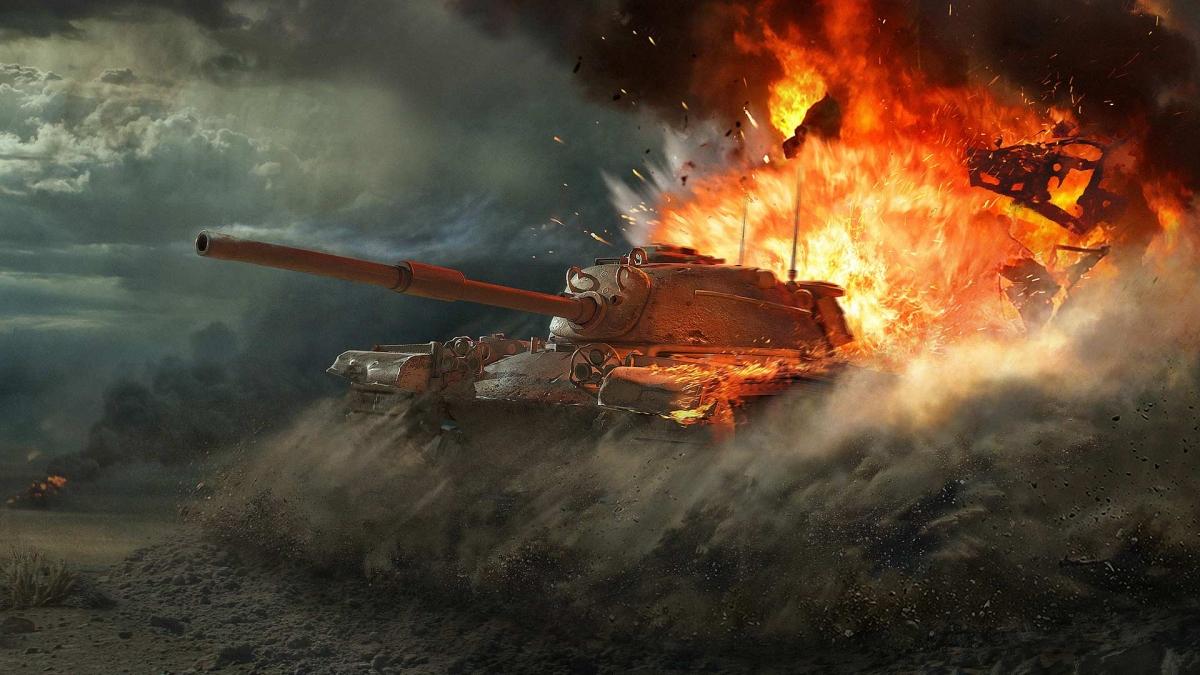 Офлайновый финал по World of Tanks Blitz состоится в Минске