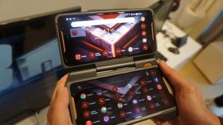 Первый тест ASUS ROG Phone2 со Snapdragon 855 Plus в бенчмарке