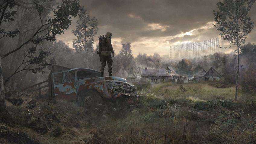 S.T.A.L.K.E.R.2 может выйти в 2021 году, если верить Microsoft