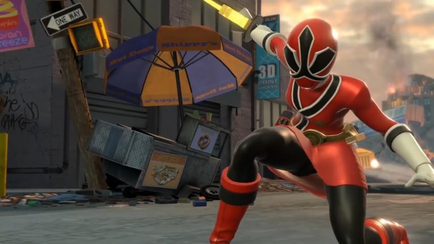 Новый рейнджер появится в Power Rangers: Battle for the Grid уже15 сентября