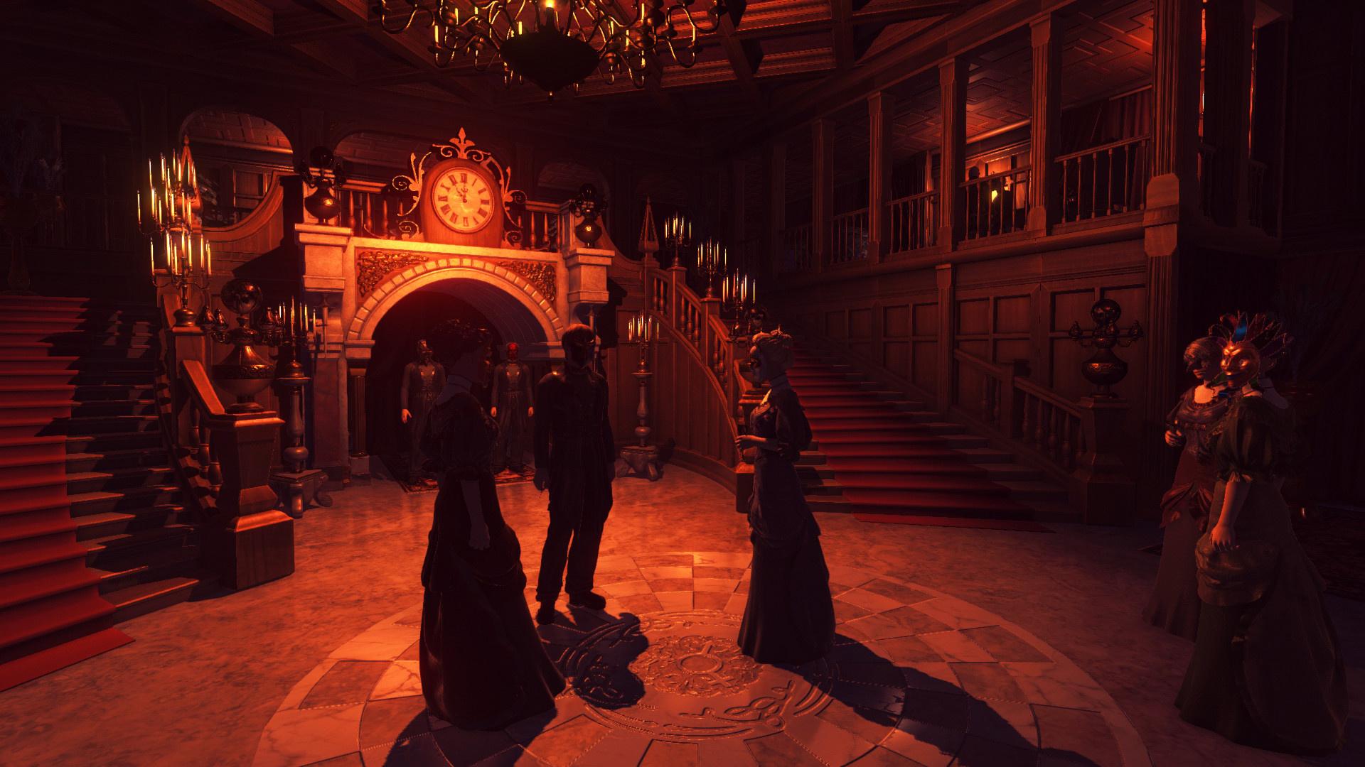 В эротическом триллере Lust for Darkness пройдут бесплатные выходные
