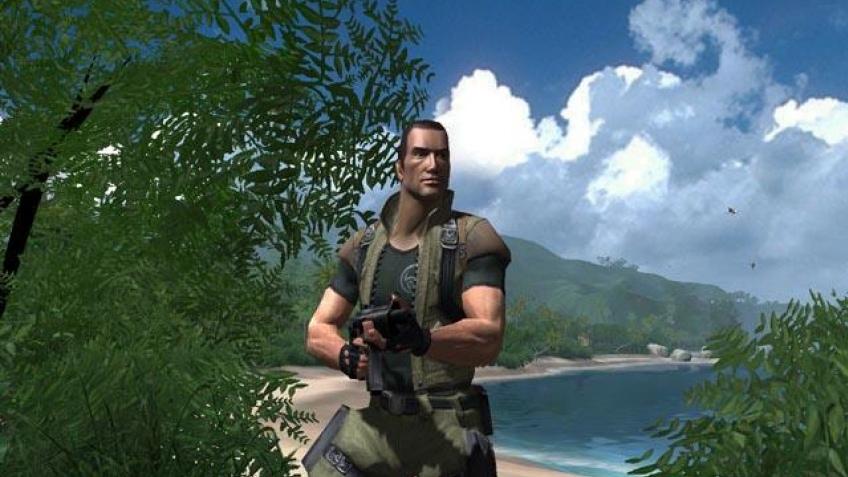 Движок для Far Cry