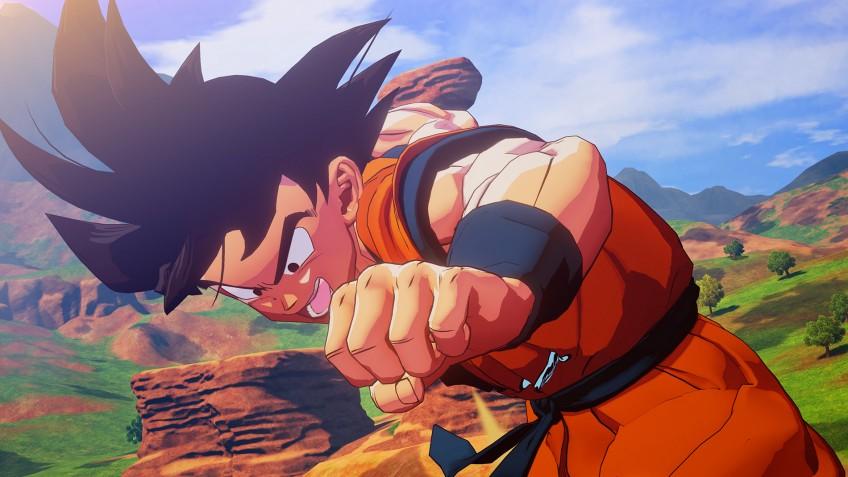 В релизном трейлере Dragon Ball Z: Kakarot Вегета рассказывает о Гоку