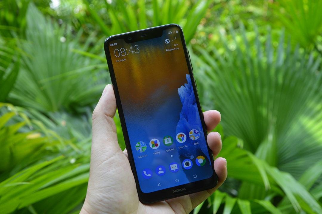 Обновлённая Nokia5.1 Plus выйдет в продажу7 февраля