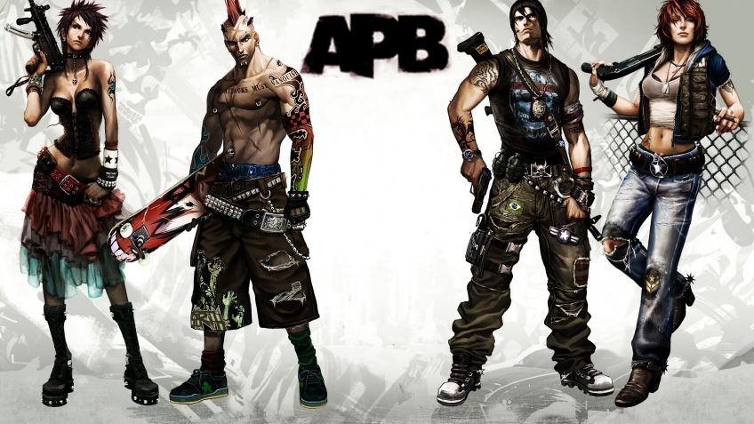 Онлайновый шутер APB: Reloaded вышел на Xbox One