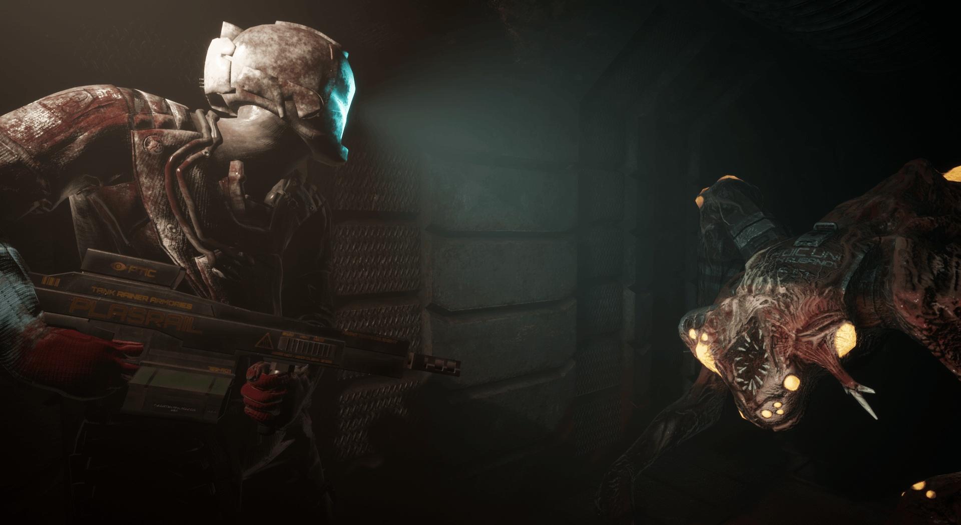 У духовного наследника Dead Space, Negative Atmosphere, появился геймплейный тизер