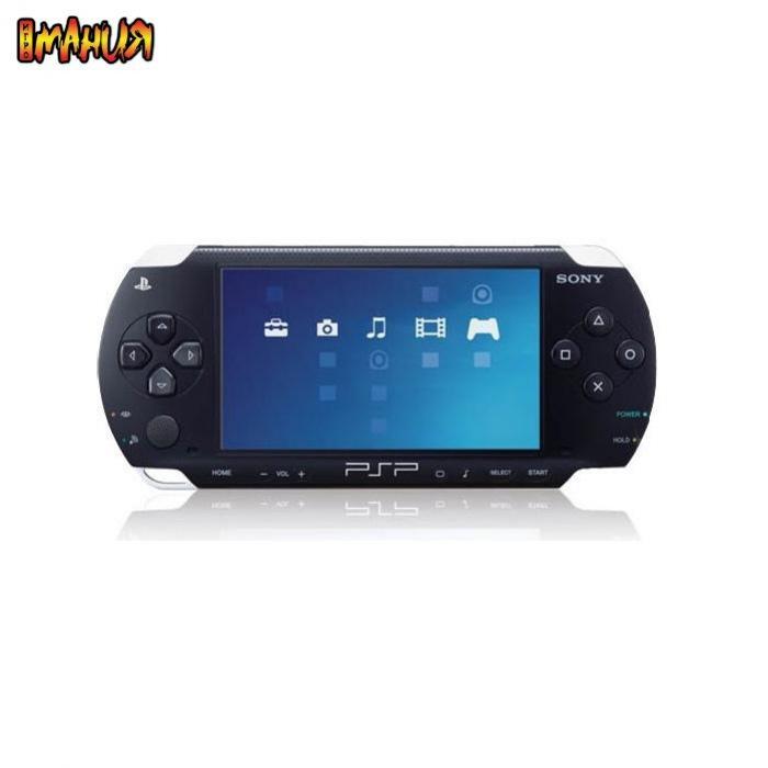 Новая прошивка для PSP
