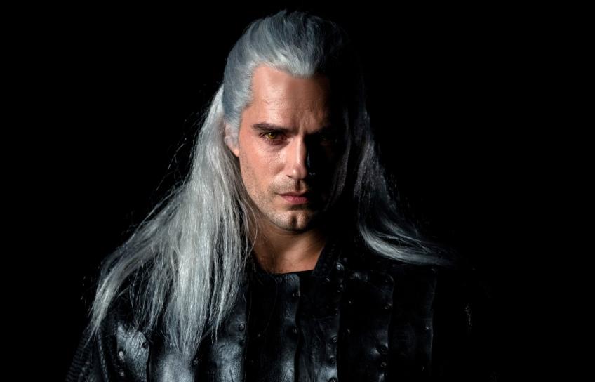 Netflix показал Генри Кавилла в роли Геральта для «Ведьмака»