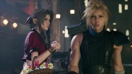 Первая часть ремейка Final Fantasy VII эксклюзивна для PS4 на один год