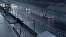 В Gran Turismo Sport появился дождь, но пока, правда, только на одной трассе