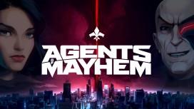Agents of Mayhem учит быть быстрее, жестче и сильнее в трейлере «Рыцарь дорог»