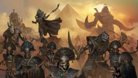 Дополнение Rise of the Tomb Kings к Total War: Warhammer2 получило дату релиза
