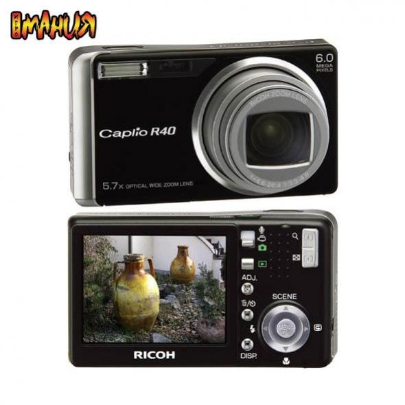 RAZR V3 в мире фотоаппаратов