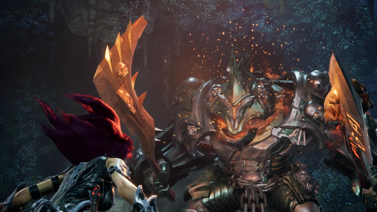 Журналисты опубликовали 11-минутный новый ролик геймплея Darksiders III