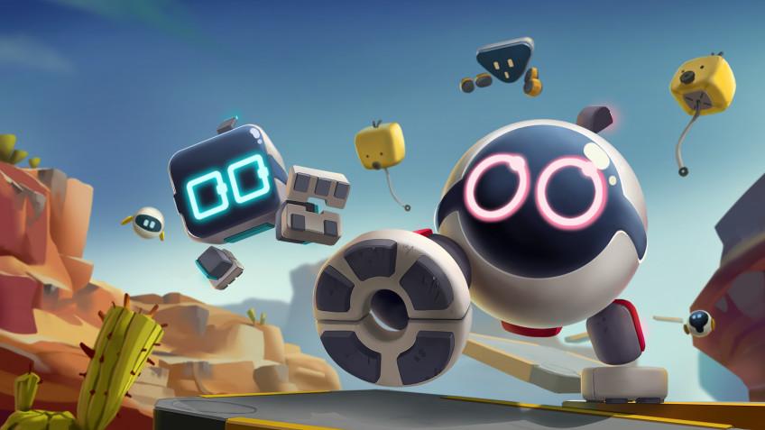 Кооперативная головоломка Biped выйдет на Xbox One уже18 сентября