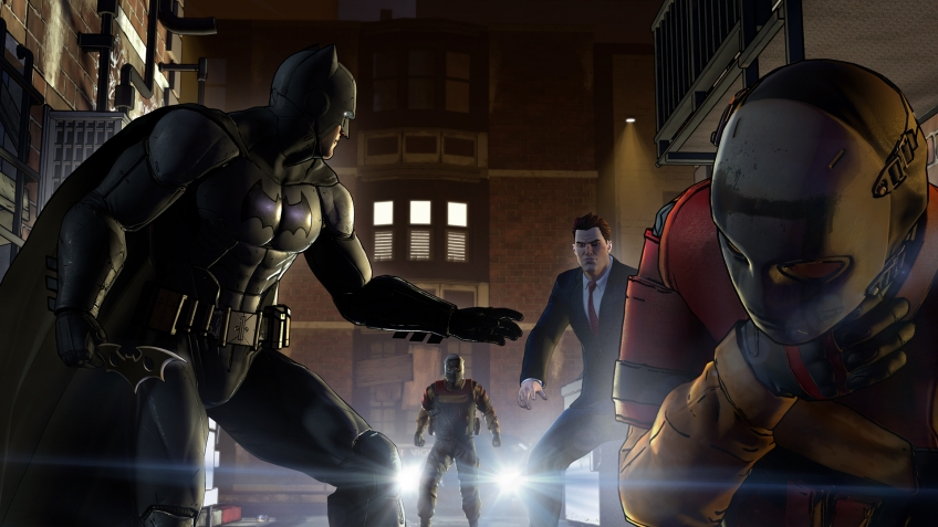 Первый сезон Batman от Telltale готовится к выходу на Nintendo Switch