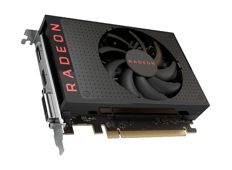 Официально представлена карта AMD Radeon RX 5500