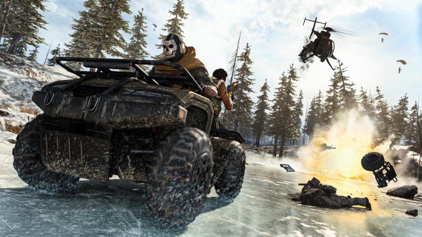Авторы Call of Duty: Warzone забанили больше 500 тысяч аккаунтов