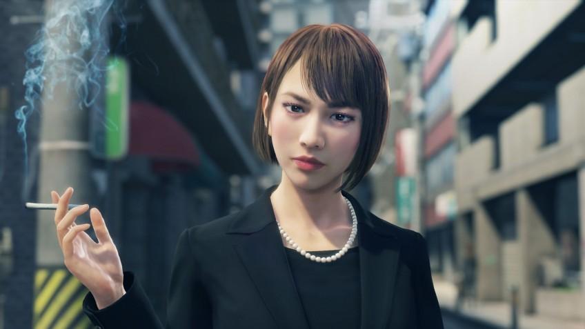Герой Yakuza7 сможет призвать на помощь рака и погонять на карте