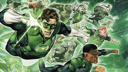 Первые эпизоды «Зелёного фонаря» поставит режиссёр «Супермена и Лоис»