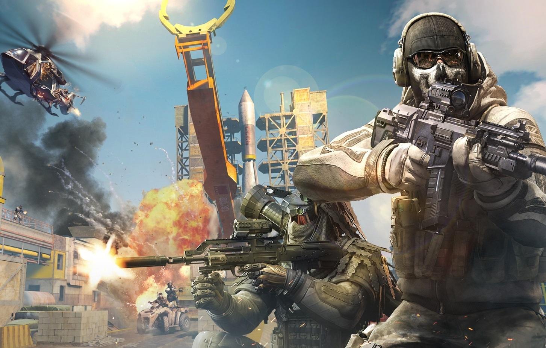 Call of Duty: Mobile скачали больше 172 млн раз за первые два месяца