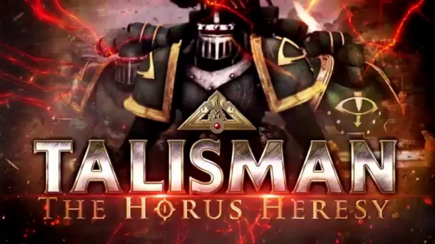 Talisman: The Horus Heresy — русская локализация и раздача ключей (Обновлено)