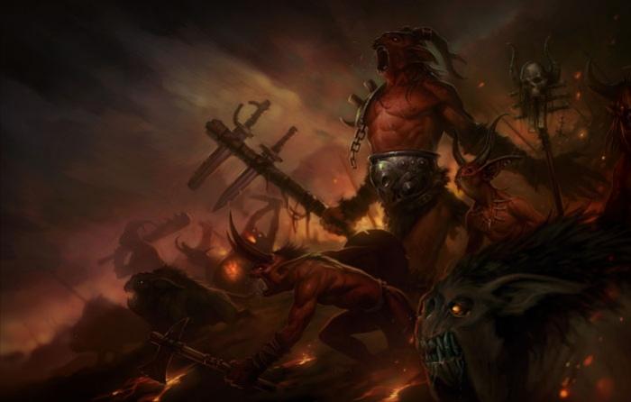 Прием заявок на бета-тест Diablo3 завершен