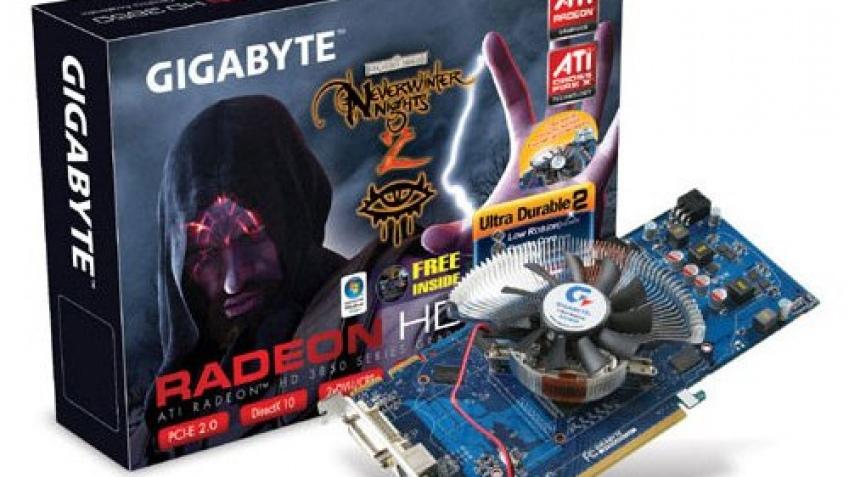 Интересная версия Radeon HD 3850 от GIGABYTE
