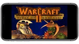 Энтузиаст сыграл в Warcraft II и SimCity 2000 на iPhone X и iPad Air2