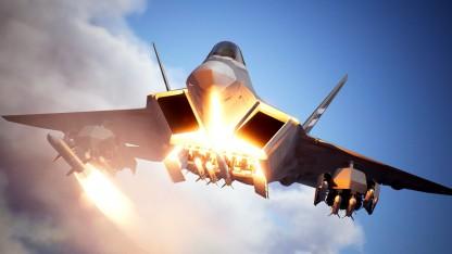 Бонусом предварительного заказа Ace Combat 7 станут Ace Combat 5 и Ace Combat 6