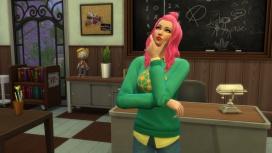 Утечка: новым расширением к The Sims4 вправду станет Discover University