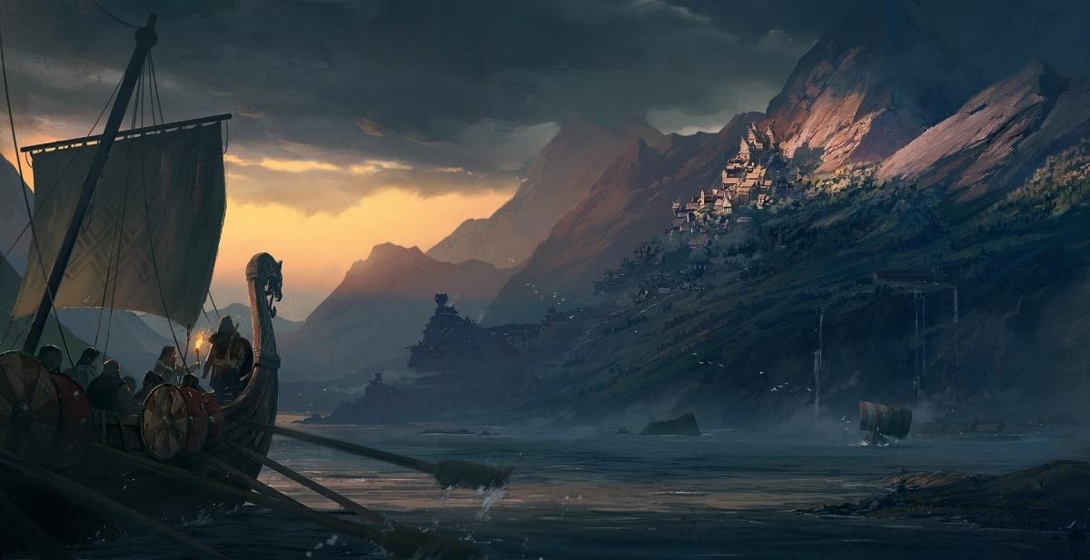 Слух: первые подробности и ранние скриншоты Assassin's Creed про викингов